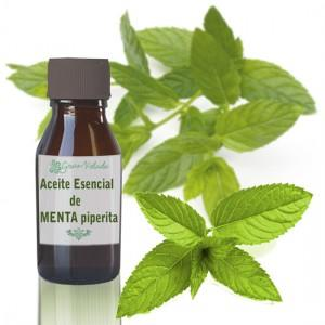 Aceite esencial de menta